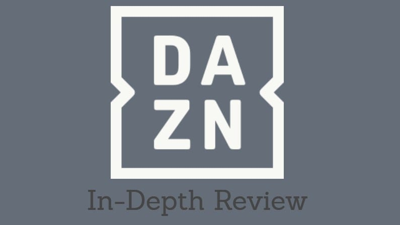 DAZN review