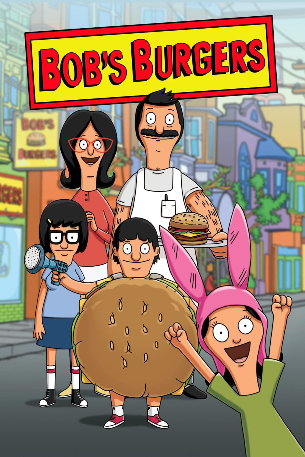 BobS Burgers Stream