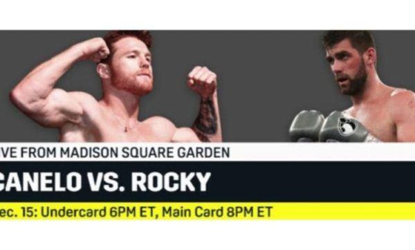 watch canelo vs rocky online