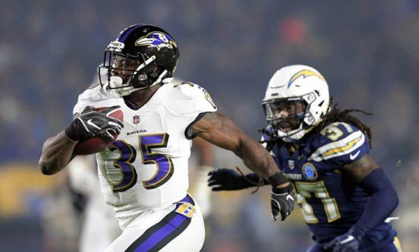 Chargers vs Ravens Live Stream