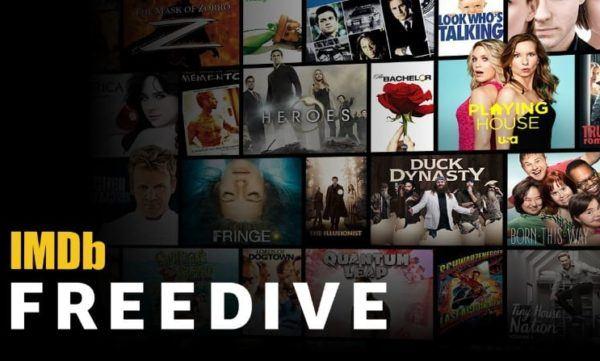 Freedive by IMDB and Amazon