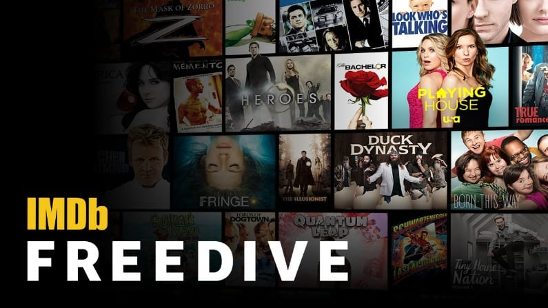 Freedive by IMDB and Amazon