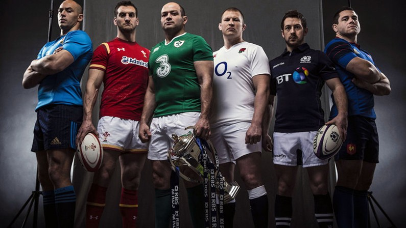 Watch Six Nations Rugby Online