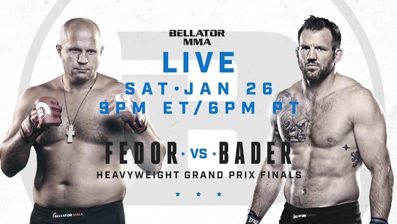 watch Bellator 214 online