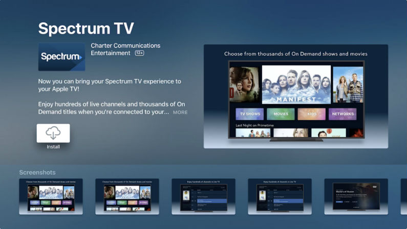 Spectrum Debuts New $15 'TV Essentials' Streaming Package