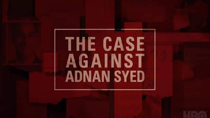 watch The Case Against Adnan Syed online