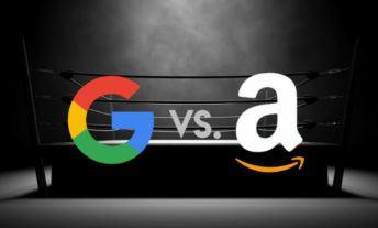 Amazon and Google