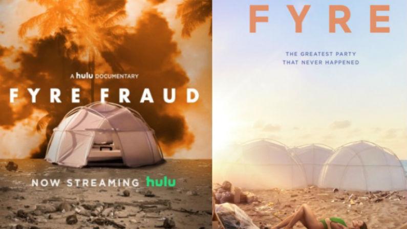 Fyre Festival Netflix Hulu