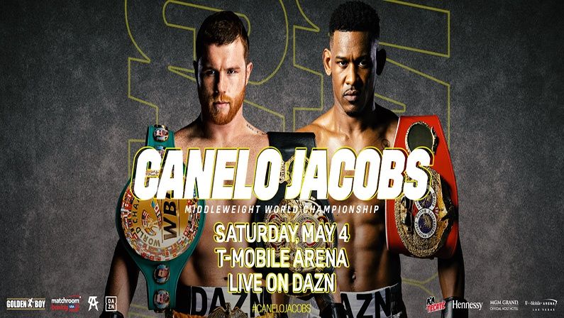 watch Canelo vs Jacobs online