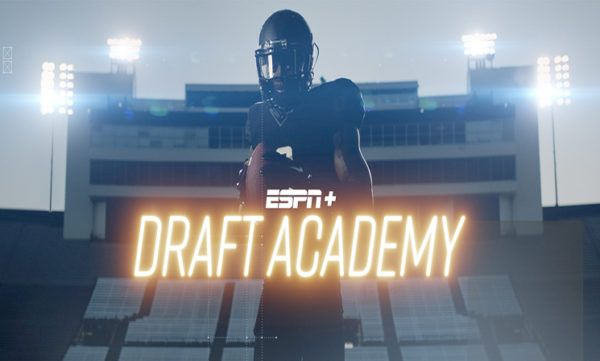 watch Draft Academy online
