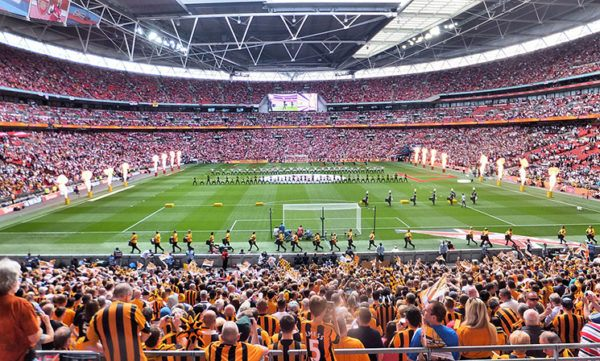 watch FA Cup Final online