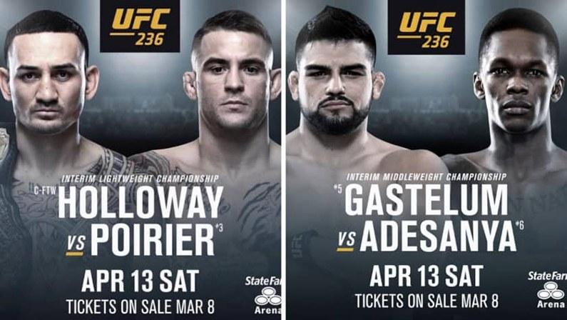 watch UFC 236 online