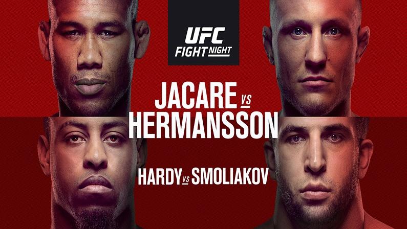 watch UFC Fight Night Florida online