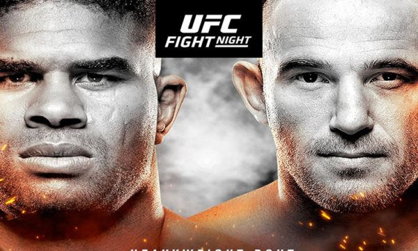 watch UFC Fight Night St. Petersburg online