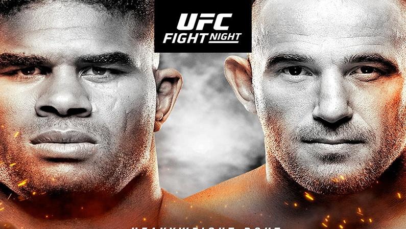 watch UFC Fight Night St. Petersburg online
