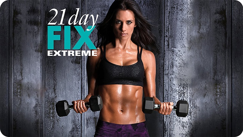 21 Day Fix Extreme review