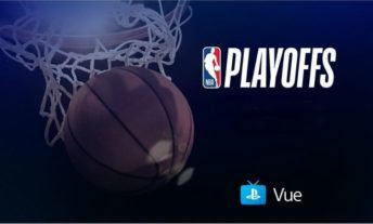 NBA Playoffs on PlayStation Vue