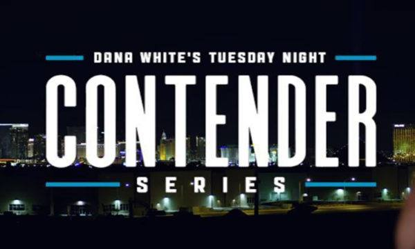 Watch Dana White Contender Series Online