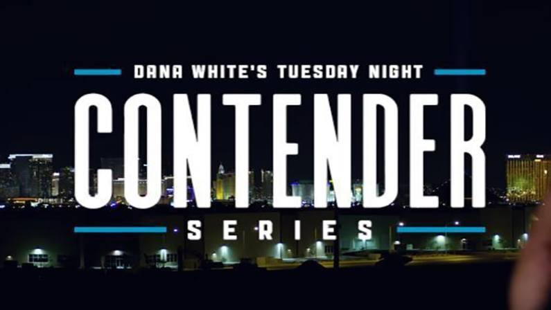 Watch Dana White Contender Series Online