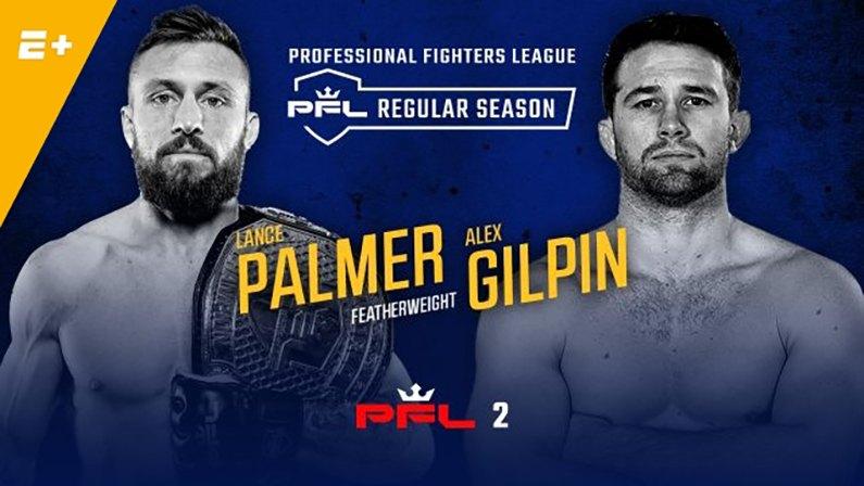Watch PFL 2 Online