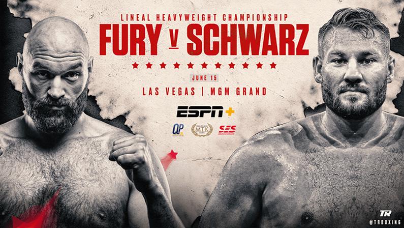Watch Top Rank Boxing- Fury vs Schwarz Online