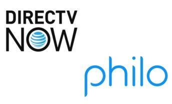 Philo vs DIRECTV NOW