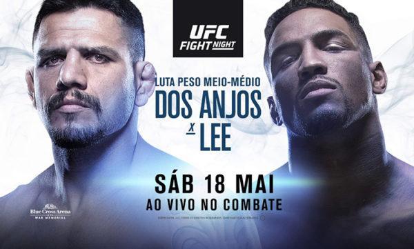 watch UFC Fight Night Rochester online