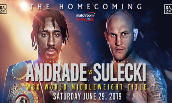 Watch Andrade vs Sulecki Online