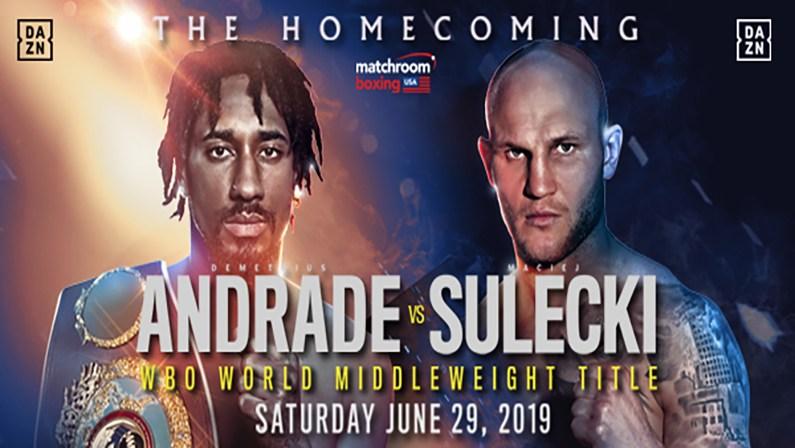 Watch Andrade vs Sulecki Online