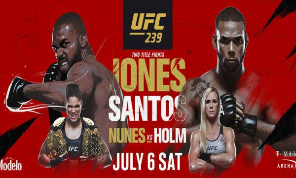 Watch UFC 239 online