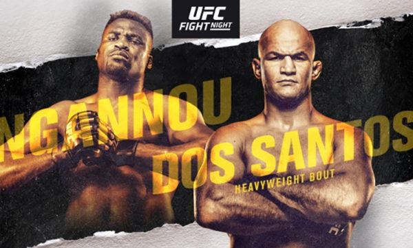 Watch UFC Fight Night Minneapolis online