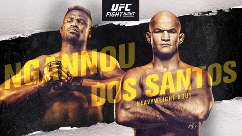 Watch UFC Fight Night Minneapolis online