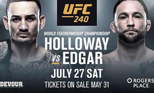 watch UFC 240 PPV online