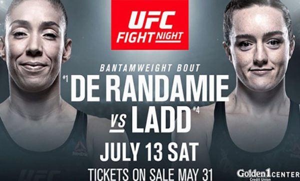watch UFC Fight Night Sacramento online