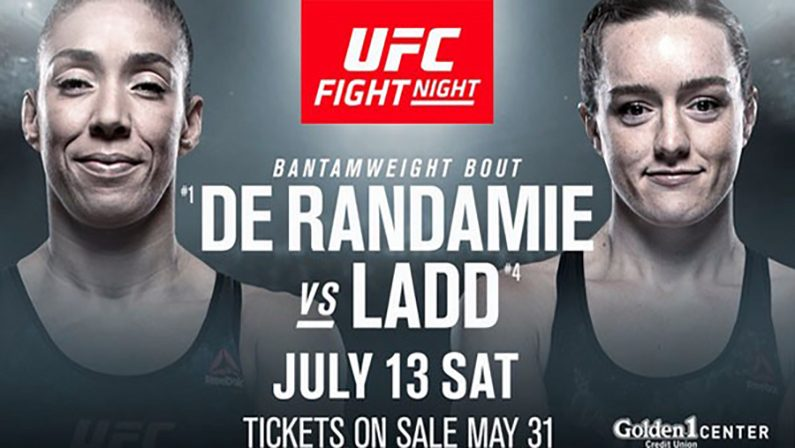 UFC Fight Night Sacramento Weigh-In Results, All Fighters ...