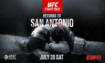 watch UFC Fight Night San Antonio online