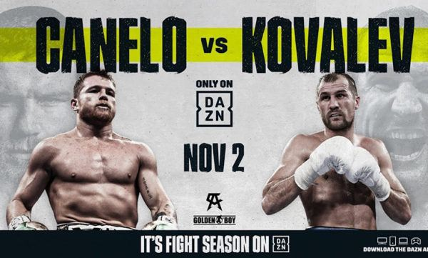 watch Canelo vs Krusher online