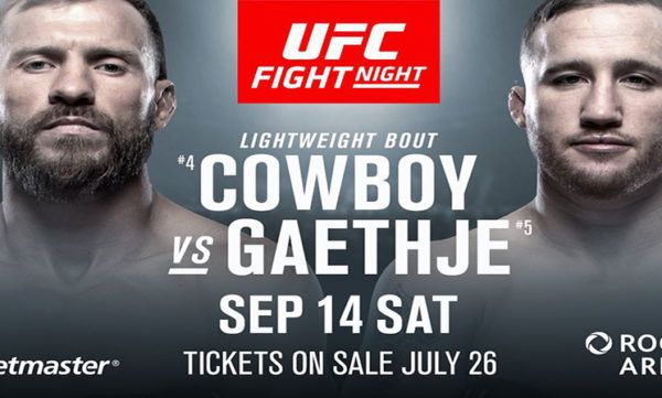 watch UFC Fight Night 158 online
