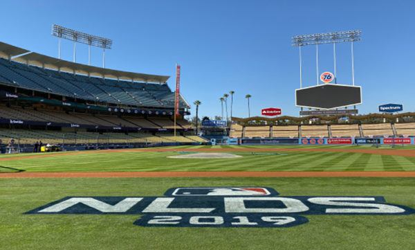 watch the NLDS online
