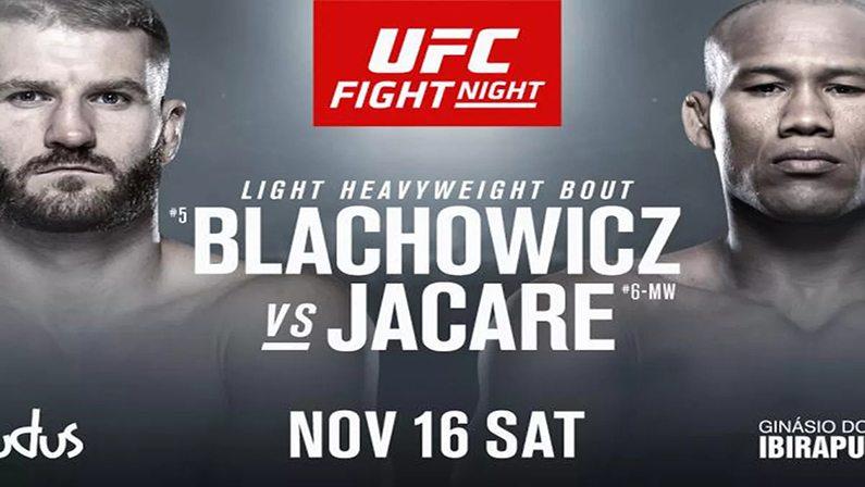 UFC Fight Night Sao Paulo live stream