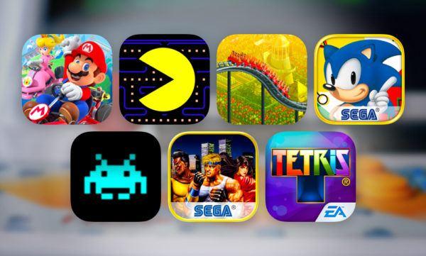 classic games cover art