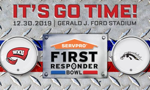 Watch the First Responder Bowl online