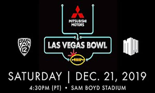 Watch the Las Vegas Bowl online