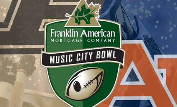 Watch the Music City Bowl online
