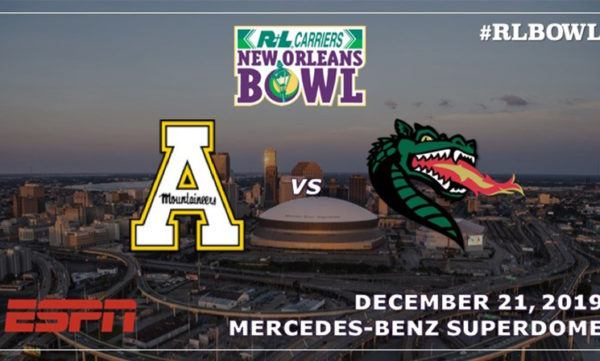 Watch the New Orleans Bowl online