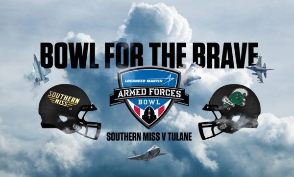 watch the Armed Forces Bowl online