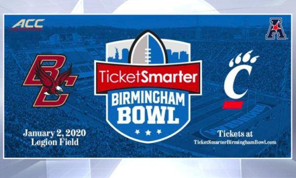 watch the Birmingham Bowl online