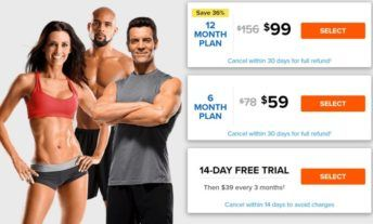 Beachbody New Year's Deal