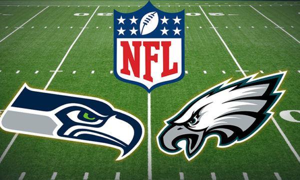 Seahawks vs Eagles live stream