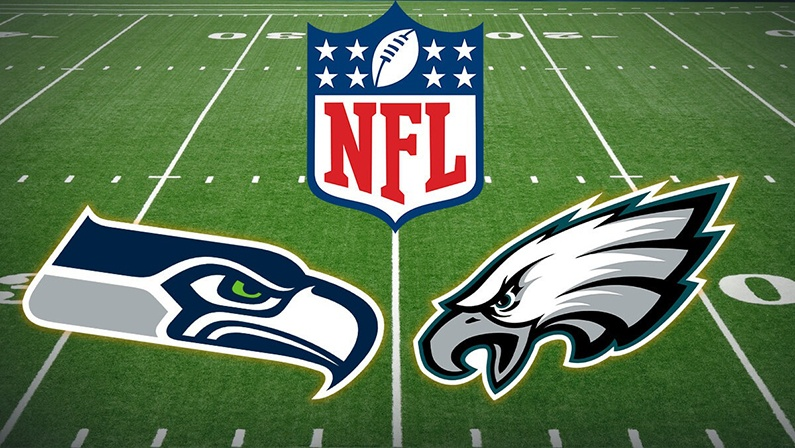 Seahawks vs Eagles live stream